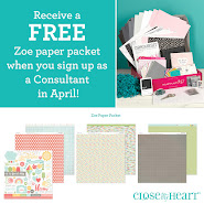 Join my team in April!