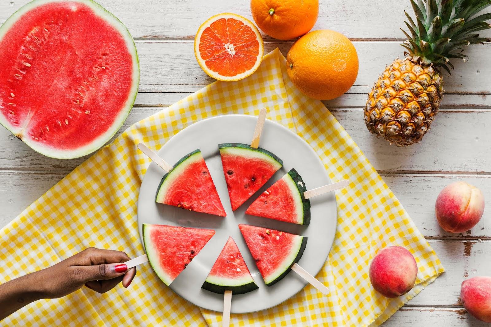 فوائد الاناناس الصحية والغذائية