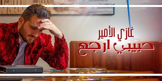 كلمات أغنية حبيبي إرجع - غازي الأمير