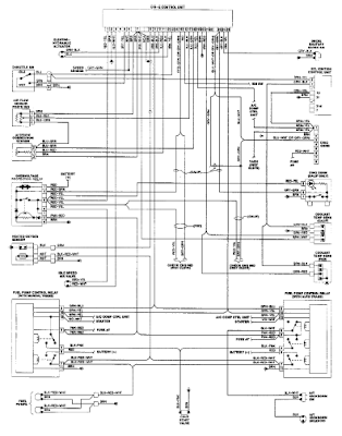 Mercedes 260e wiring diagram