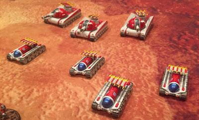Galacteer Tanks