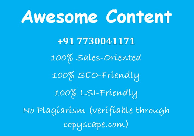 Website Content Writers Dubai