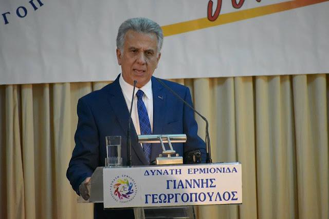 """""""Δυνατή Ερμιονίδα"""": Το πρόγραμμα των προεκλογικών ομιλιών του Γιάννη Γεωργόπουλου"""