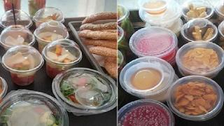 Kρήτη: Tα κυλικεία αντί για γλυκά και κρουασάν σερβίρουν στους μαθητές σαλάτες και χυμούς