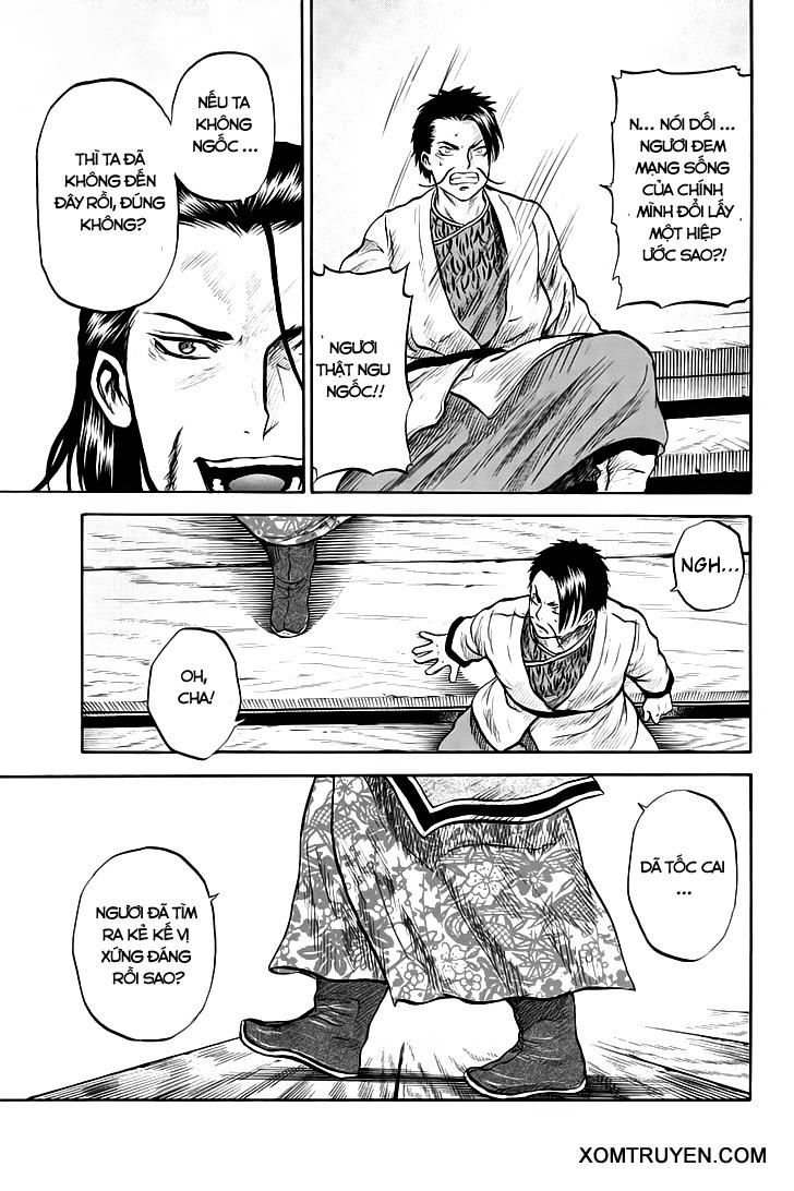 Horizon (okada takuya) chap 31 trang 9