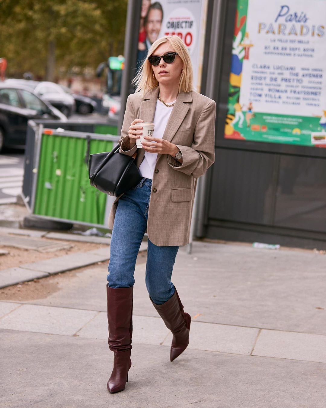 We're Copying This Cool, Easy Outfit ASAP