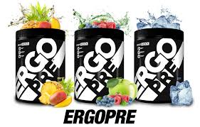 Ergopre Pre-workout Powder