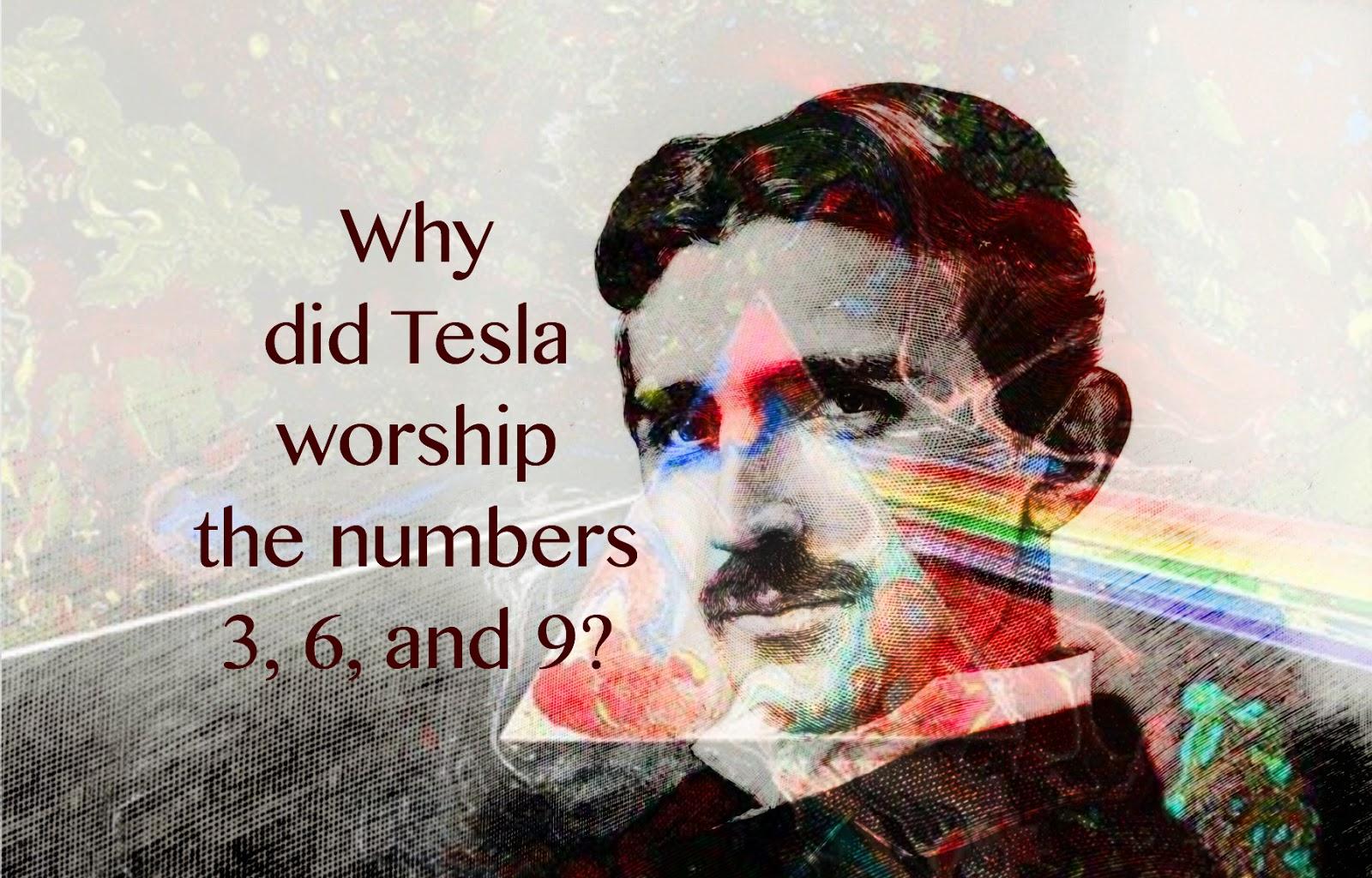 Dreamtime Code: Illuminati Alphabet Conspiracy: Nikola Tesla May