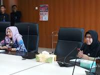 Ingin Konsultasi Tentang Peran dan Fungsi Banmus, 33 Anggota DPRD Asahan Kunjungi DPRD Medan