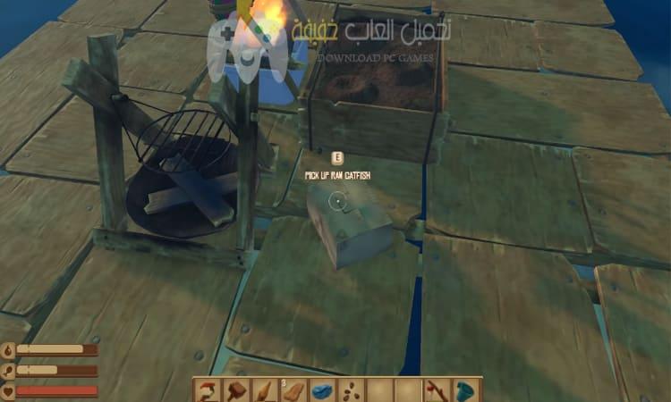 تحميل لعبة Raft للكمبيوتر من ميديا فاير