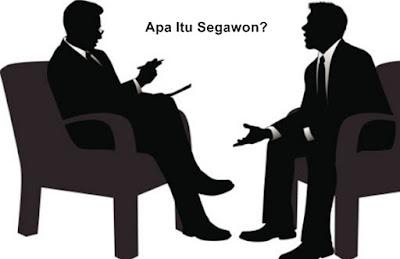 Segawon adalah