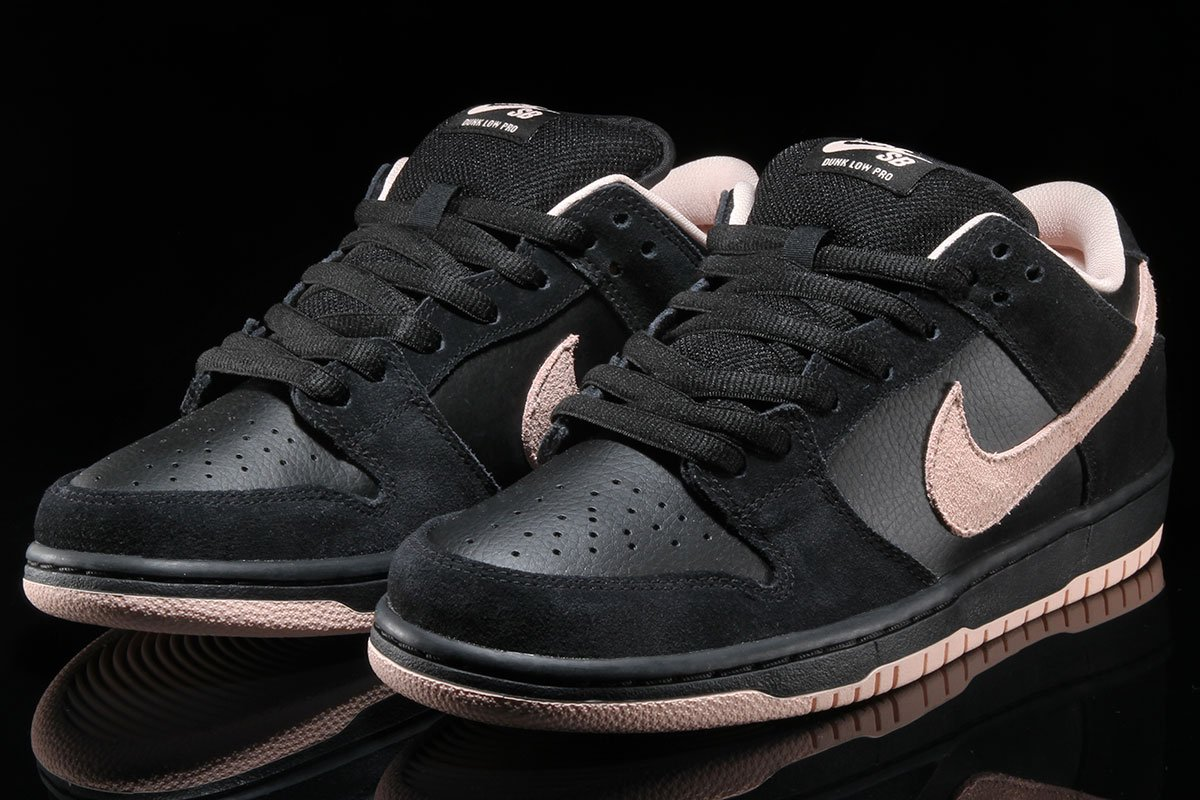 separation shoes 40f7e 1fff6 Nike SB Dunk Low Black Washed Coral | Skate Shoes PH ...