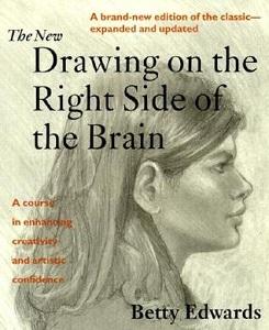 Nuevo aprender a dibujar con el lado derecho del cerebro, de Betty Edwards