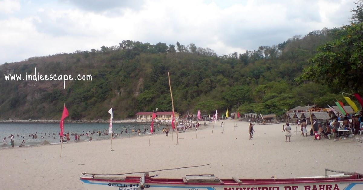 Boracay De Cavite Ternate Itinerary 1 Day Indie Escape