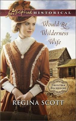 Would-Be Wilderness Wife by Regina Scott
