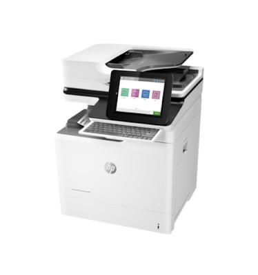 HP Color LaserJet Enterprise Flow MFP M681f Driver Download