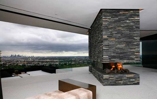 20 Modern Designers Fireplaces