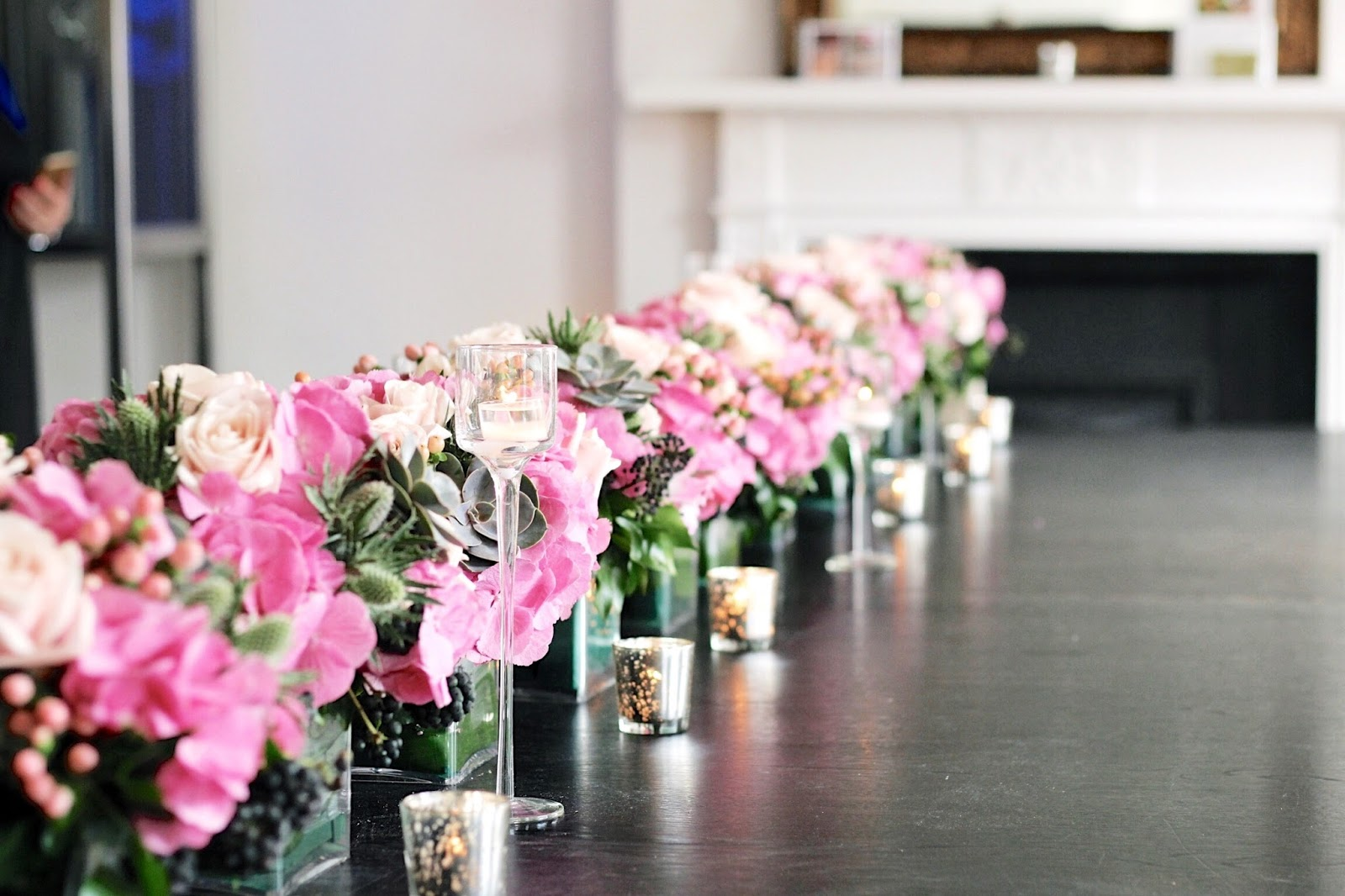 Floristry classes by Fabienne Egger at Morton's Club London