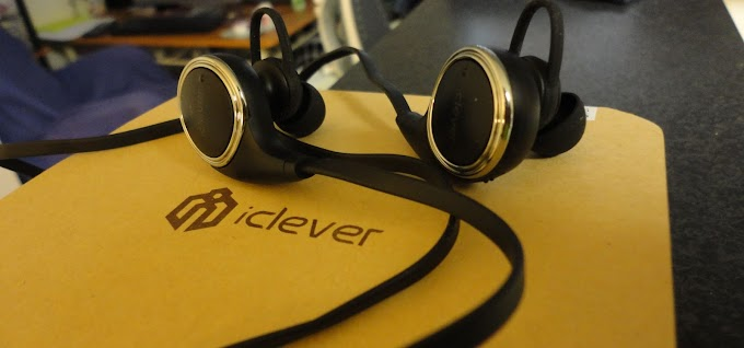 iClever Wireless Earphones Sport Earbuds Headset - Review