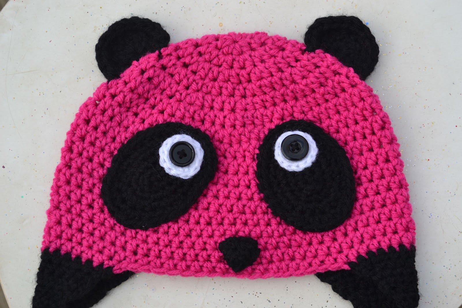 Pandas Eye Diagram Not Lossing Wiring Basic Parts Of The For Kids Crochet In Color Pink Panda Rh Crochetincolor Blogspot Com Cubs Body A Experimental Setup B