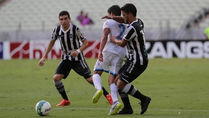 Ceará vence Paysandu em Belém