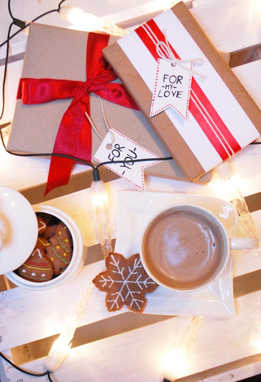 Jak zapakować prezenty na Boże Narodzenie 2016