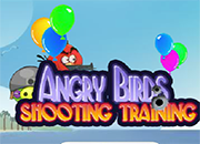 Angry Birds Shooter Training juego