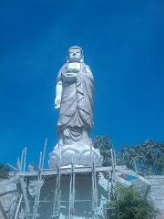 Statua di Buddha in Vung Tau