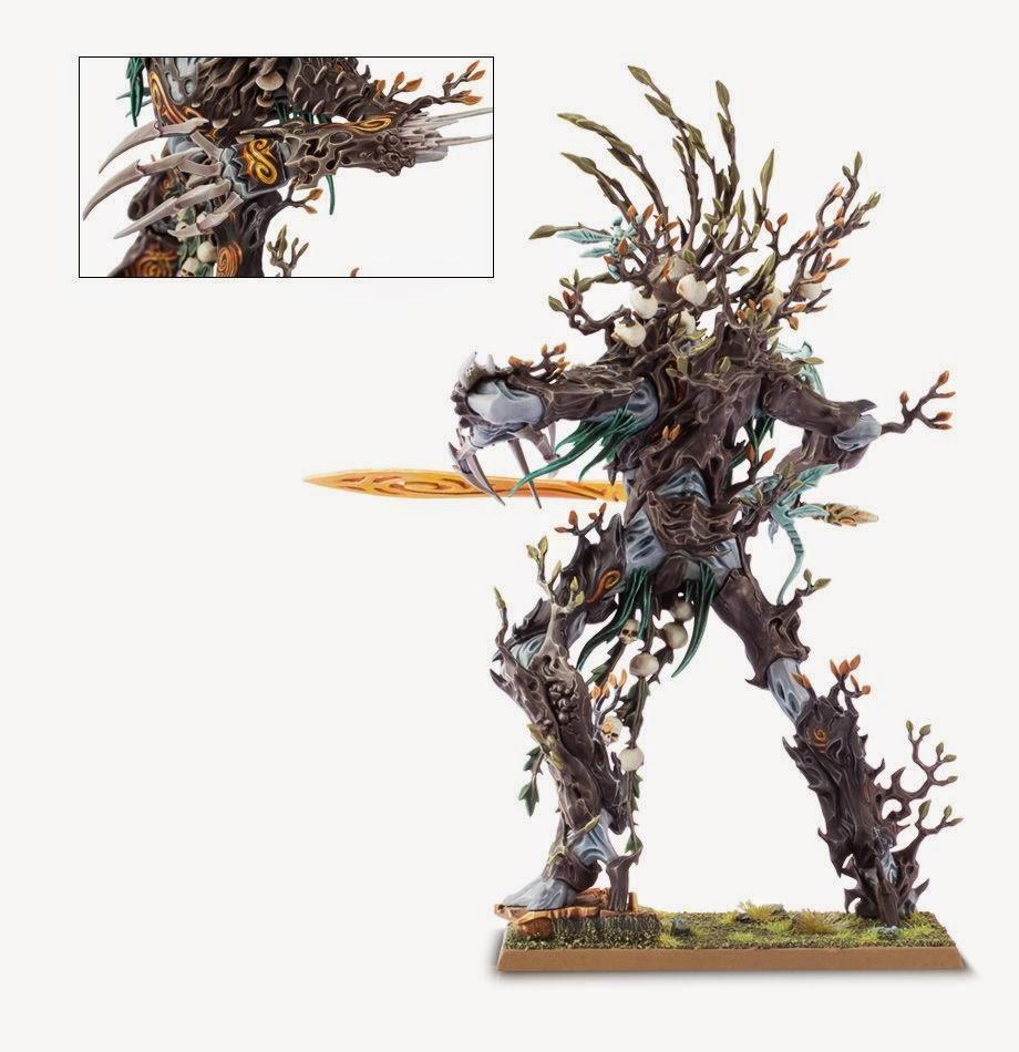 Battleground Hobbies: New Release: Warhammer Wood Elves
