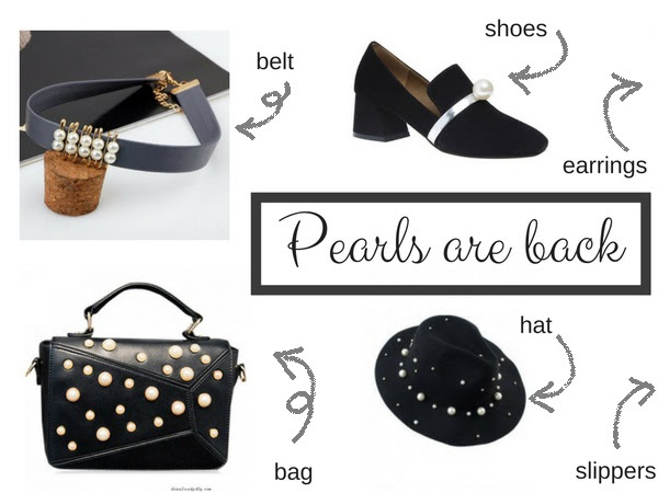 Pearls are back!