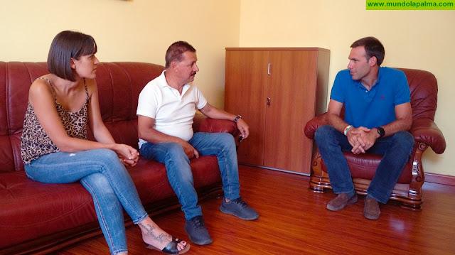 """Fuencaliente comenzará """"lo antes posible"""" las obras paralizadas del municipio"""