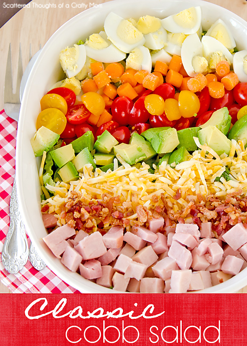 15 Summer Salads #recipe #salad #summerrecipes