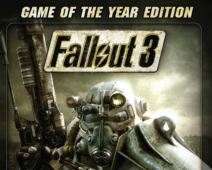Fallout 3 Game of the Year Edition Download Poster
