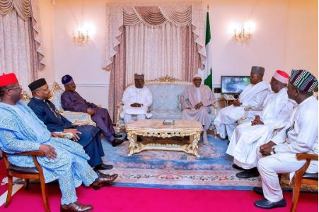 governors-visit-buhari-london-3