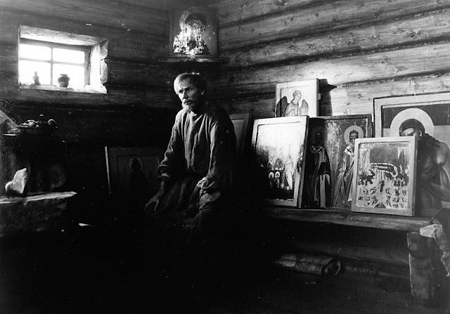 Andrei Rubliov - Andrey Rublyov (1966) de Andrei Tarkovsky