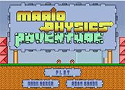 juegos de mario bros physics adventure