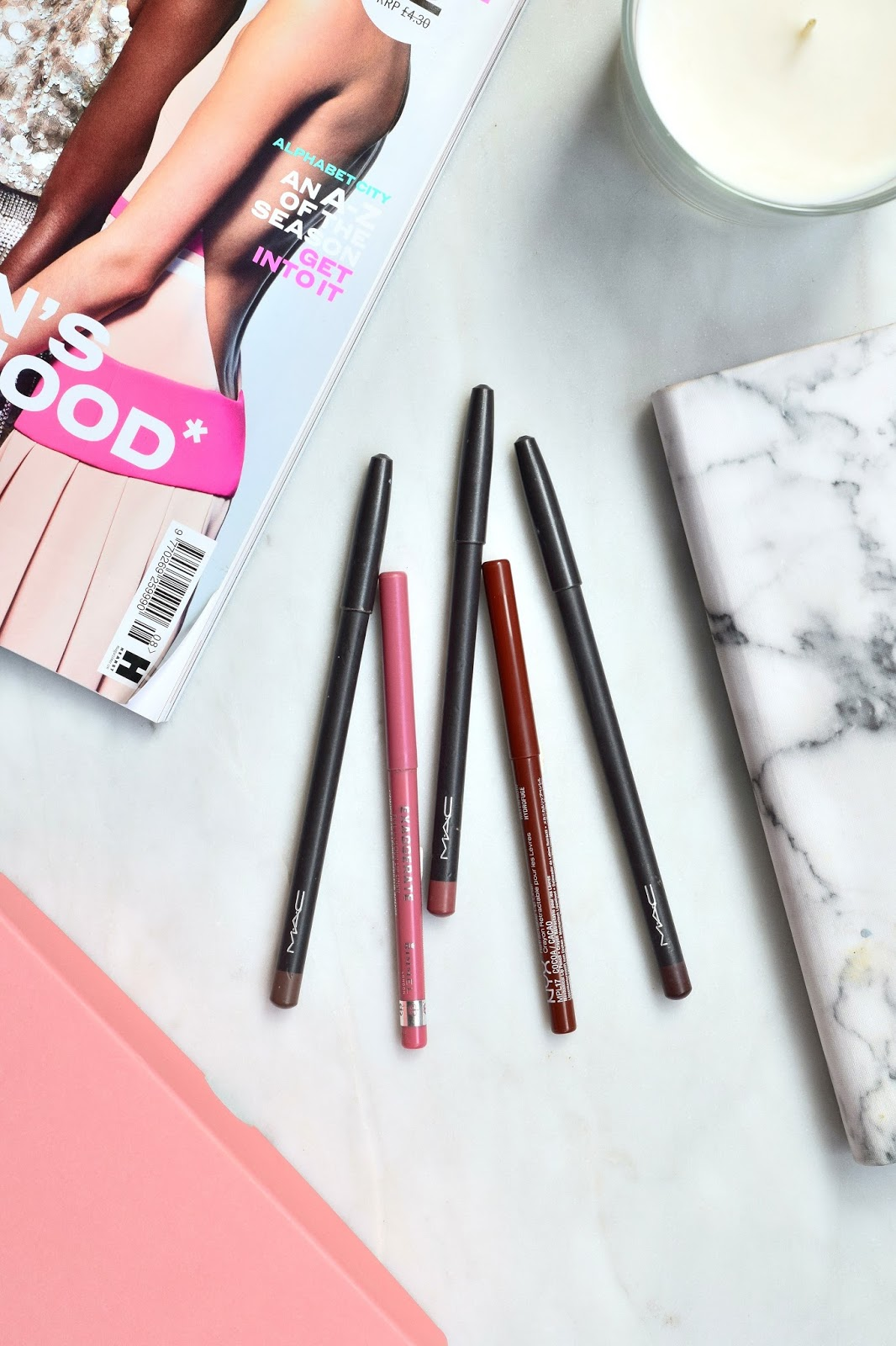 Life Of A Beauty Nerd - Make-Up Must Haves Lip Liners