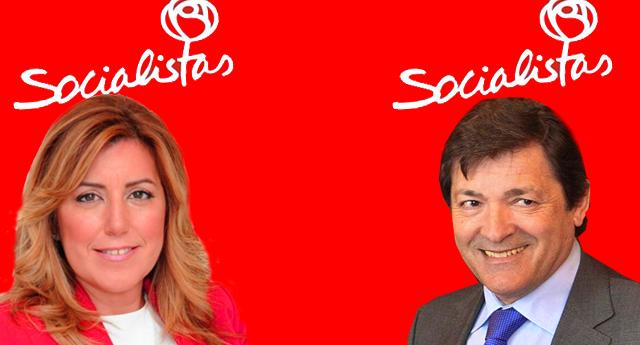 El PSOE expulsa a un militante por criticar a Susana Díaz