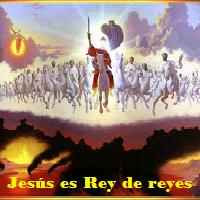 Jesús es el rey