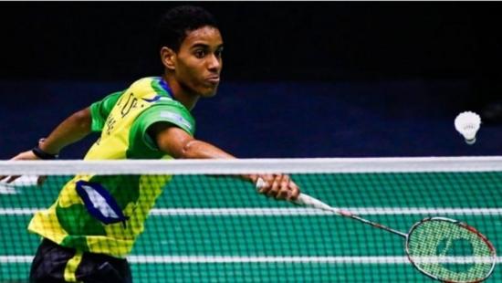 Aquecimento Olímpico: Badminton