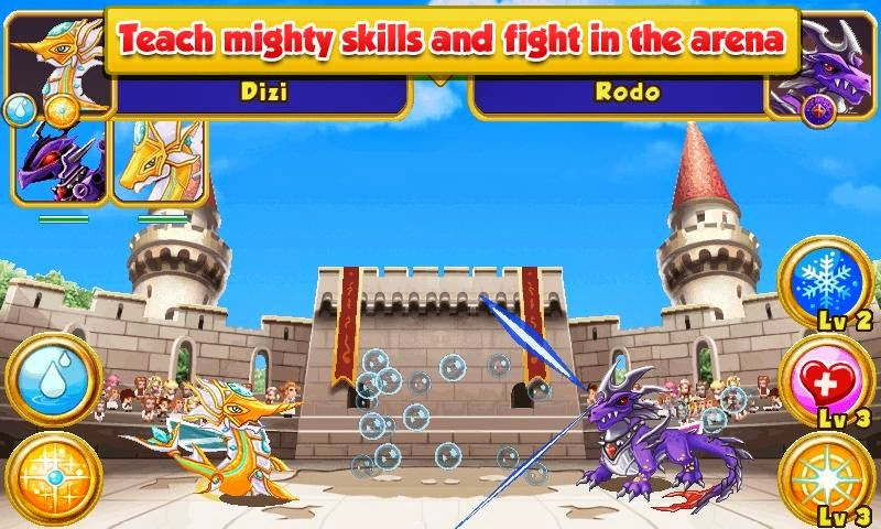 download game dragon mania mod apk android