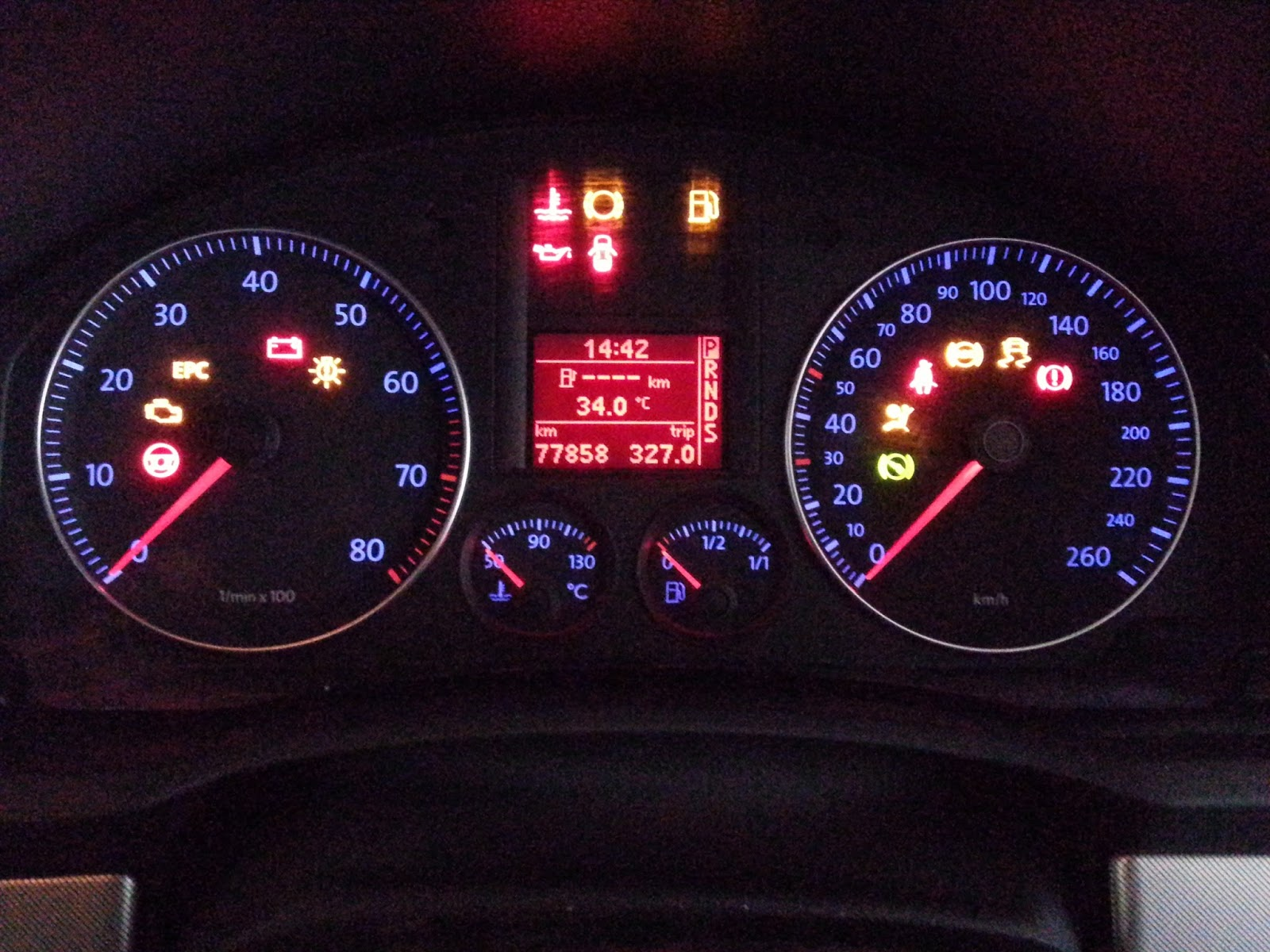 CBX RNS510 & Accessories: Colour MFD Cluster Upgrade