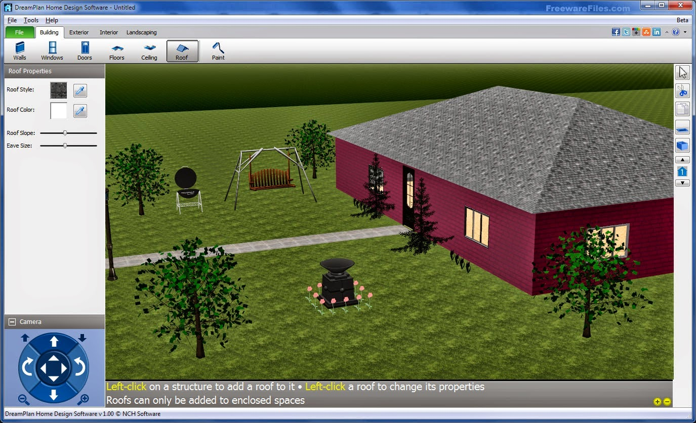 DreamPlan Home Design Software 1.42