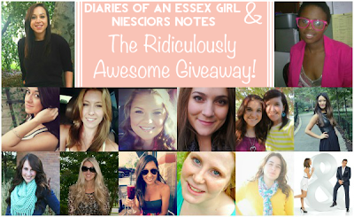 Co-hosted by Diaries of an Essex Girl & Niescior's Notes