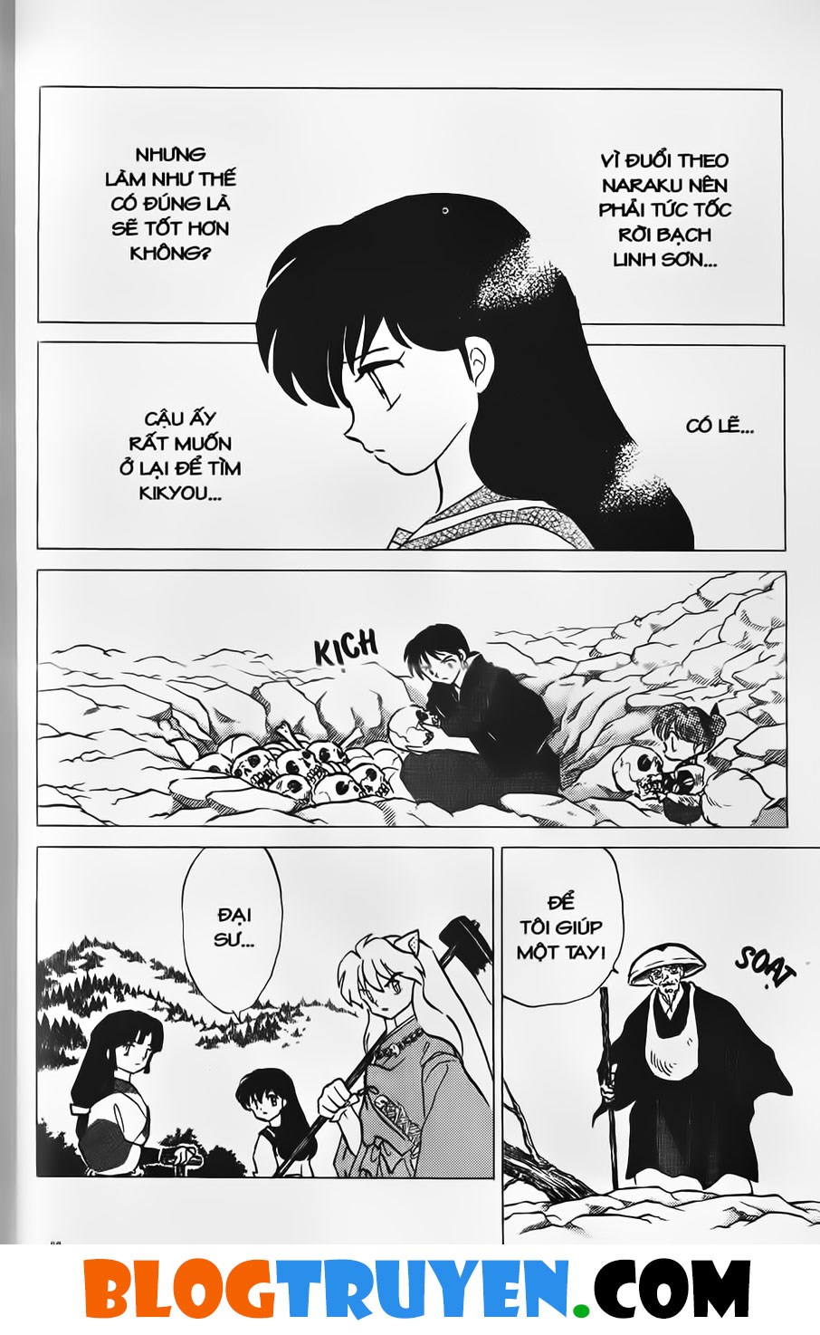 Inuyasha vol 29.5 trang 7