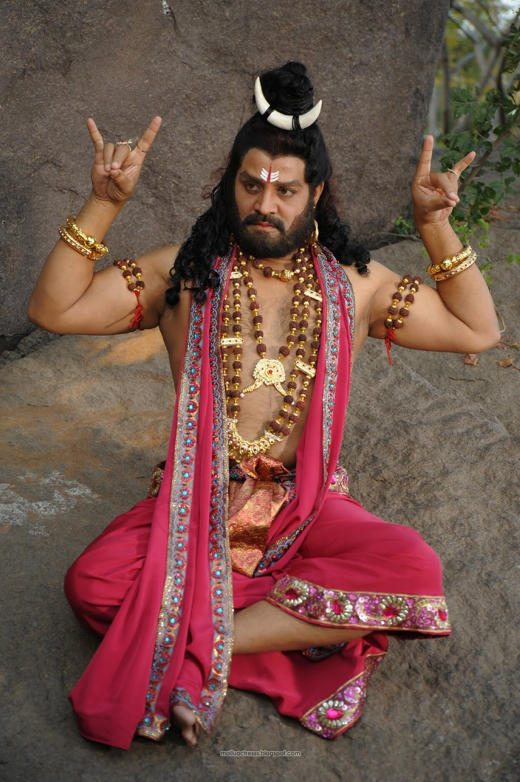 Malayalam actress: Adi Sankaracharya Movie gallery