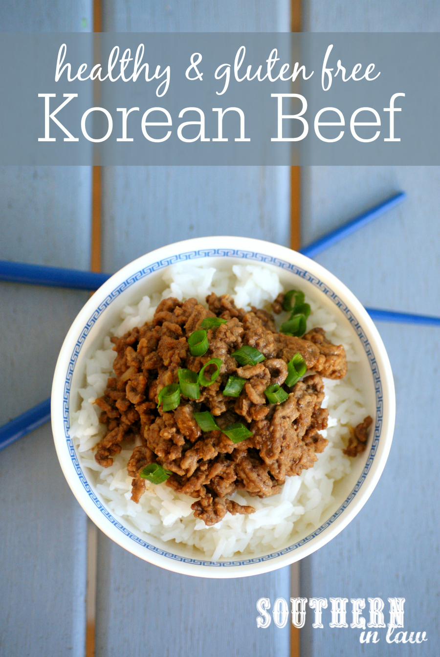 Southern in law recipe healthy korean beef stir fry healthy korean beef recipe stir fry with beef mince healthy ground beef recipes forumfinder Images