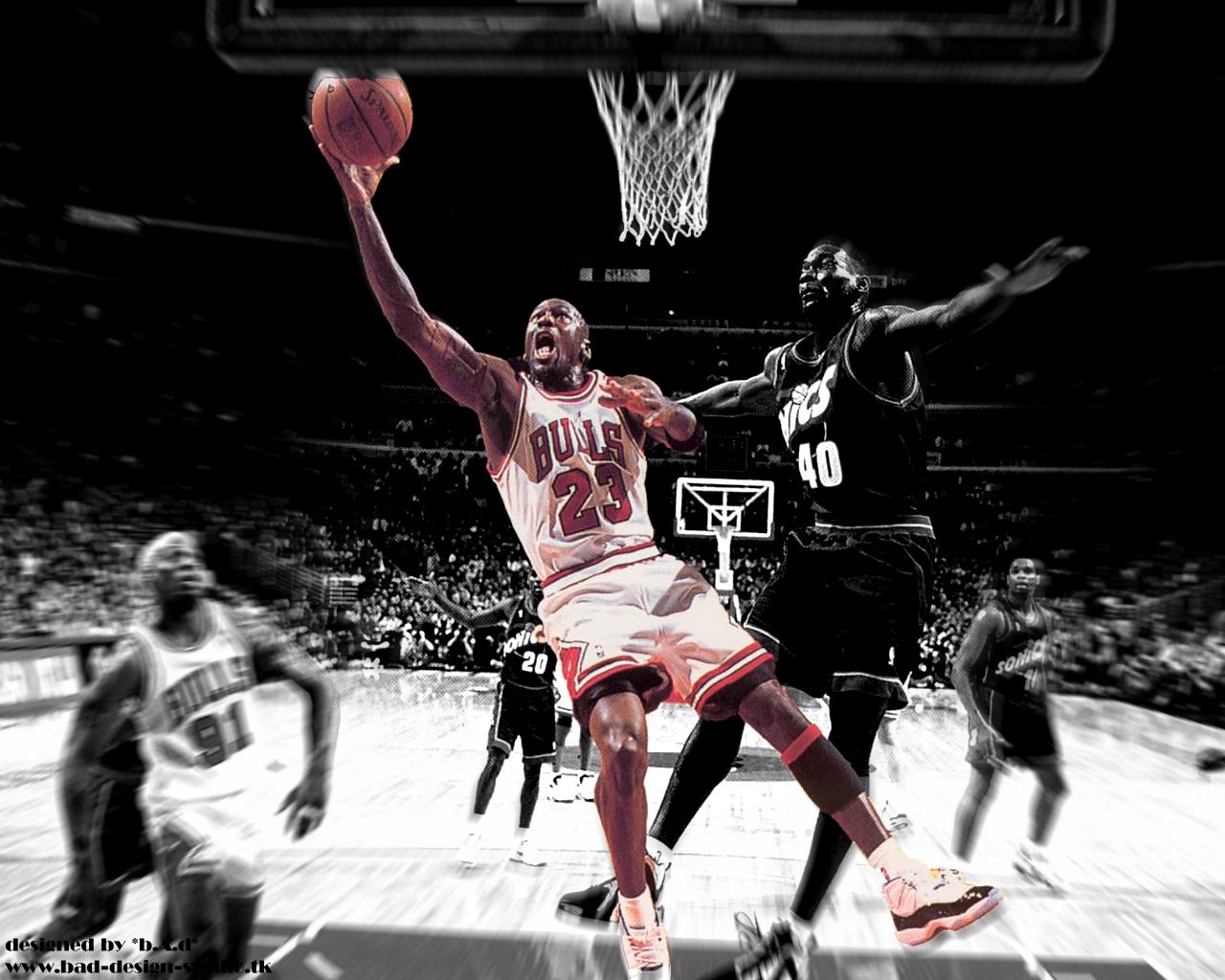 World Sports Hd Wallpapers: Michael Jordan Hd Wallpapers