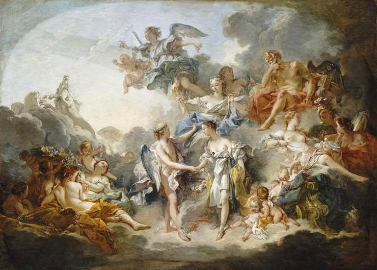 cupid and psyche history and other thoughts