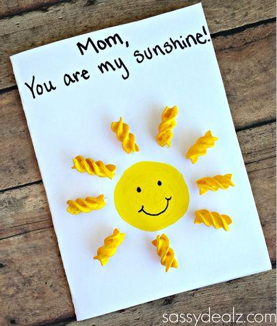 Ideias de cartões criativos para o Dia das Mães